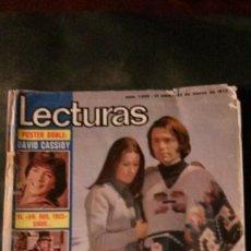 Coleccionismo de Revistas: RAPHAEL-CHER-ANTONIO MOLINA-MEDIAS-JAMES BOND-PATTY PRAVO-EUROVISION-UN DOS TRES-LOLA FLORES. Lote 152353174