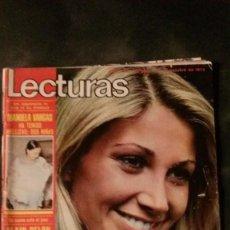 Coleccionismo de Revistas: UN DOS TRES-GRACE KELLY-ROCIO DURCAL-MARISOL-ANA BELEN-AGATA LYS-ALBERT HAMMOND-EMILIO JOSÉ. Lote 152353254