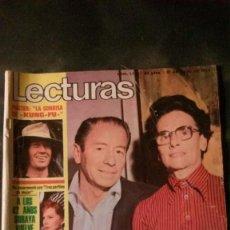 Coleccionismo de Revistas: MARISOL-MASSIEL-ANA BELEN-PAQUITA RICO-SARA MONTIEL-MOCEDADES-KIKO LEDGARD-AMPARO MUÑOZ. Lote 152353330
