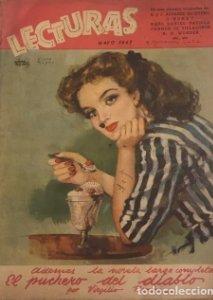 Revista Lecturas año XXVII nº 271 mayo 1947