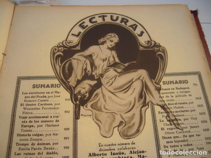 Coleccionismo de Revistas: lecturas tomo nº 2 año 1933 - Foto 3 - 153103142
