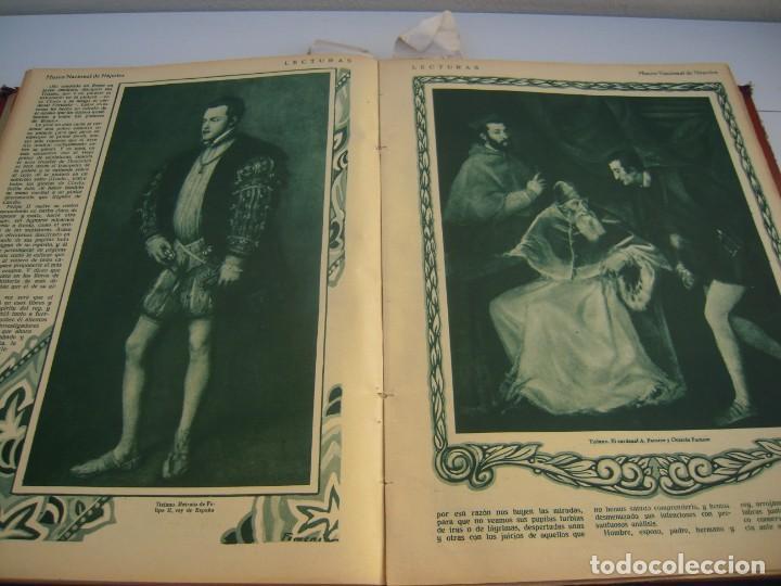 Coleccionismo de Revistas: lecturas tomo nº 2 año 1933 - Foto 4 - 153103142
