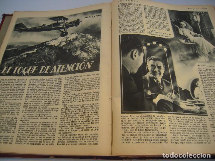 Coleccionismo de Revistas: lecturas tomo nº 2 año 1933 - Foto 6 - 153103142