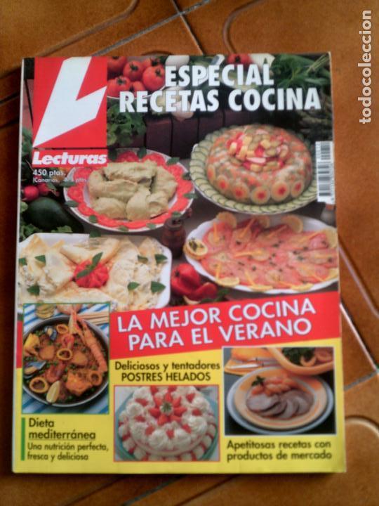 REVISTA LECTURAS N,12 (Coleccionismo - Revistas y Periódicos Modernos (a partir de 1.940) - Revista Lecturas)