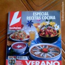 Coleccionismo de Revistas: REVISTA LECTURAS N,18 JUNIO 1996. Lote 153321070