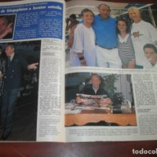 Coleccionismo de Revistas: 5 PAG. RECORTE CLIPPING -REVISTA SEMANA AÑO 1989- JOAQUIN PRAT - ENTREVISTA. Lote 153539962