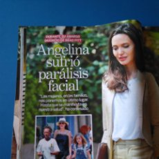 Coleccionismo de Revistas: ANGELINA JOLIE, BRAD PITT - RECORTE LECTURAS 3411. Lote 153651916