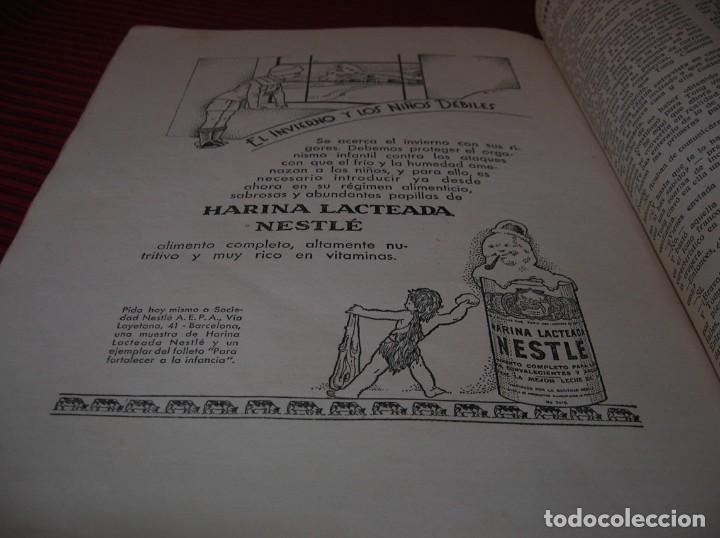 Coleccionismo de Revistas: Revista Lecturas,año 1933 - Foto 4 - 154830606