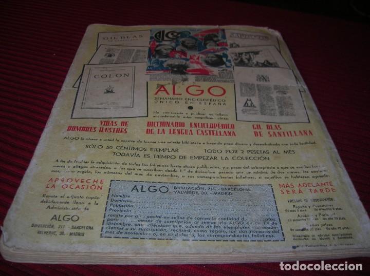 Coleccionismo de Revistas: Revista Lecturas,año 1933 - Foto 5 - 154830606