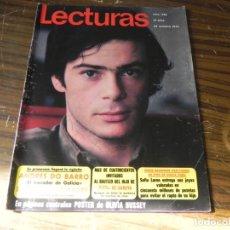 Coleccionismo de Revistas: LECTURAS Nº966 23/10/1970-ANDRES DO BARRO-SOFIA LOREN- TITTI DE SABOYA . Lote 155150562