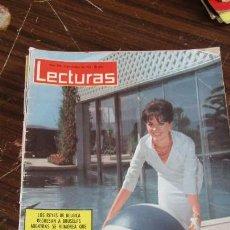 Coleccionismo de Revistas: LECTURAS 04/10/1963 - NATALIE WOOD - ARTURO FERNANDEZ- BEATRIZ E IRENE DE HOLANDA- REYES DE BÉLGICA . Lote 155502618
