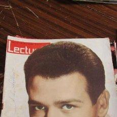 Coleccionismo de Revistas: LECTURAS FEBRERO 1963 - RENATO SALVATORI - CAROLINA DE MONACO - ANA MARIA Y CONSTANTINO . Lote 155503442