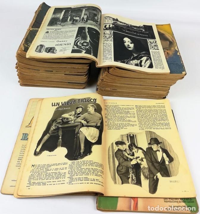 Coleccionismo de Revistas: 50 REVISTAS LECTURAS. SOCIEDAD GENERAL DE PUBLICACIONES.BARCELONA AÑOS 1930-1937 - Foto 5 - 156174370