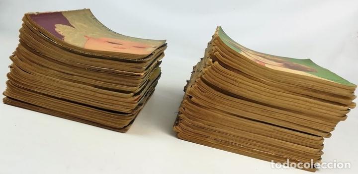 Coleccionismo de Revistas: 50 REVISTAS LECTURAS. SOCIEDAD GENERAL DE PUBLICACIONES.BARCELONA AÑOS 1930-1937 - Foto 9 - 156174370