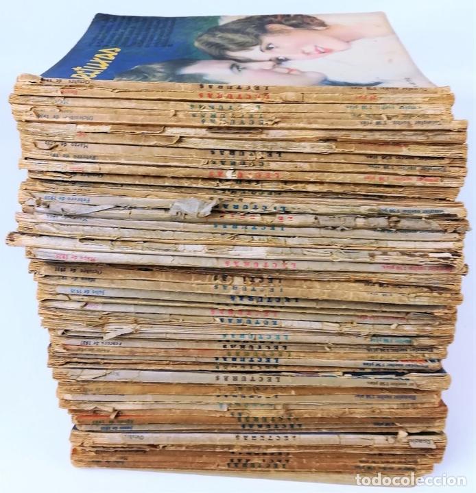Coleccionismo de Revistas: 50 REVISTAS LECTURAS. SOCIEDAD GENERAL DE PUBLICACIONES.BARCELONA AÑOS 1930-1937 - Foto 10 - 156174370