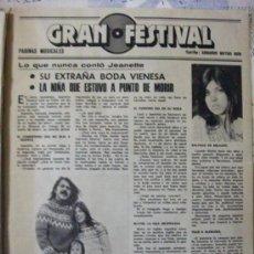 Coleccionismo de Revistas: RECORTE REVISTA LECTURAS Nº 1250 1976 JEANETTE. JUNIOR. Lote 158266638