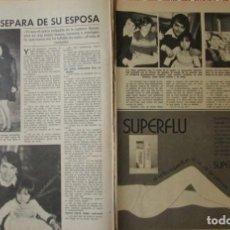 Coleccionismo de Revistas: RECORTE REVISTA LECTURAS Nº 1355 1978 JOSELITO. Lote 158502330