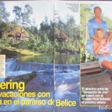 Magazine Collection - RECORTE REVISTA LECTURAS Nº 2338 1997 IAN ZIERING 5 PGS - 160460482
