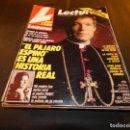 Coleccionismo de Revistas: LECUTRAS 1728 31 MAYO 1985 ESTADO DECENTE. Lote 165264994
