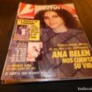 Coleccionismo de Revistas: ESTADO DECENTE LECTURAS 1852 7 OCTUBRE 1987. Lote 165265074