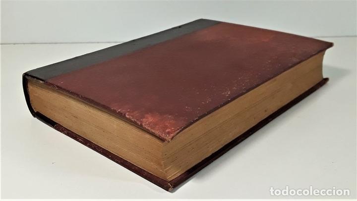 Coleccionismo de Revistas: REVISTA MENSUAL. LECTURAS. AÑO III. 6 EJEMPLARES EN I TOMO. BARCELONA. 1923. - Foto 2 - 167390988
