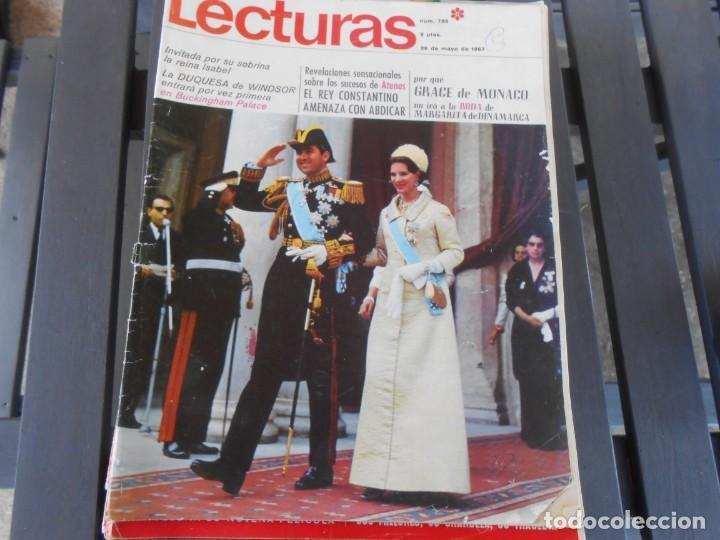 LECTURAS Nº 788 -26 MAYO 1967 (Coleccionismo - Revistas y Periódicos Modernos (a partir de 1.940) - Revista Lecturas)