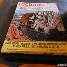 Coleccionismo de Revistas: REVISTA EN BUEN ESTADO LECTURAS 906 29 AGOSTO 1969 . Lote 168817792