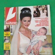 Coleccionismo de Revistas: REVISTA LECTURAS. Lote 169388396