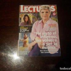 Coleccionismo de Revistas: REVISTA LECTURAS Nº 3486 - TERELU CAMPOS - SAMANTHA VALLEJO NAJERA -LAURA MATAMOROS . Lote 170266952