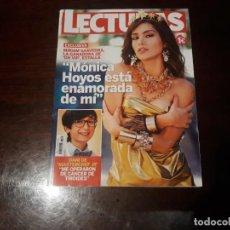 Coleccionismo de Revistas: REVISTA LECTURAS Nº 3485 - MIRIAM SAAVEDRA -MONICA HOYOS - DANI , DE MASTERCHEF JUNIOR . Lote 170380720