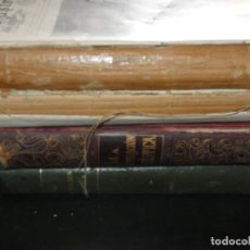 Coleccionismo de Revistas: GRAN LOTE REVISTA LA ILUSTRACION ARTISTICA, 4 AÑOS 1897 1902 1903 1906 UNOS 200 NUMEROS 4 TOMOS. Lote 171036617