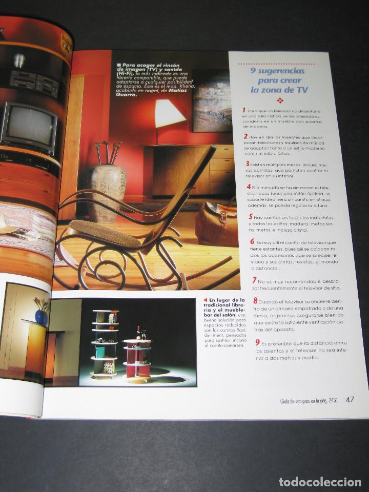 Coleccionismo de Revistas: LECTURAS Especial Decoración núm. 2 - 1994 - 258 pág. - Foto 3 - 171431602