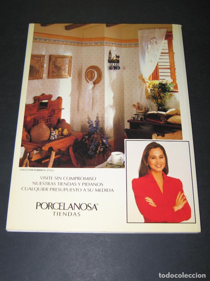 Coleccionismo de Revistas: LECTURAS Especial Decoración núm. 2 - 1994 - 258 pág. - Foto 5 - 171431602