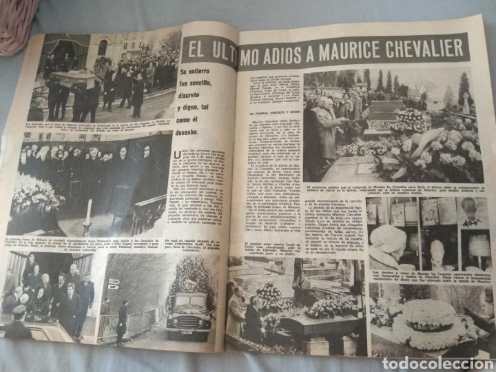 Coleccionismo de Revistas: Revista Lecturas 1972 - Romina Albano - George Harrison - Marisol - Marlon Brando - Sofía Loren - - Foto 4 - 171454787