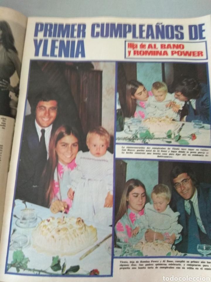 Coleccionismo de Revistas: Revista Lecturas 1972 - Romina Albano - George Harrison - Marisol - Marlon Brando - Sofía Loren - - Foto 8 - 171454787