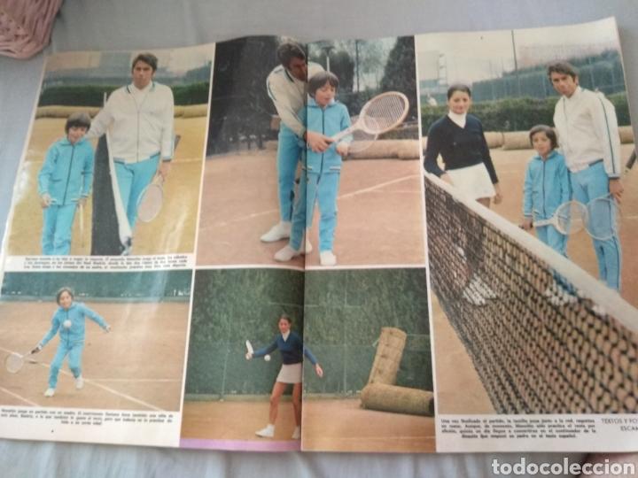 Coleccionismo de Revistas: Revista Lecturas 1972 - Romina Albano - George Harrison - Marisol - Marlon Brando - Sofía Loren - - Foto 10 - 171454787