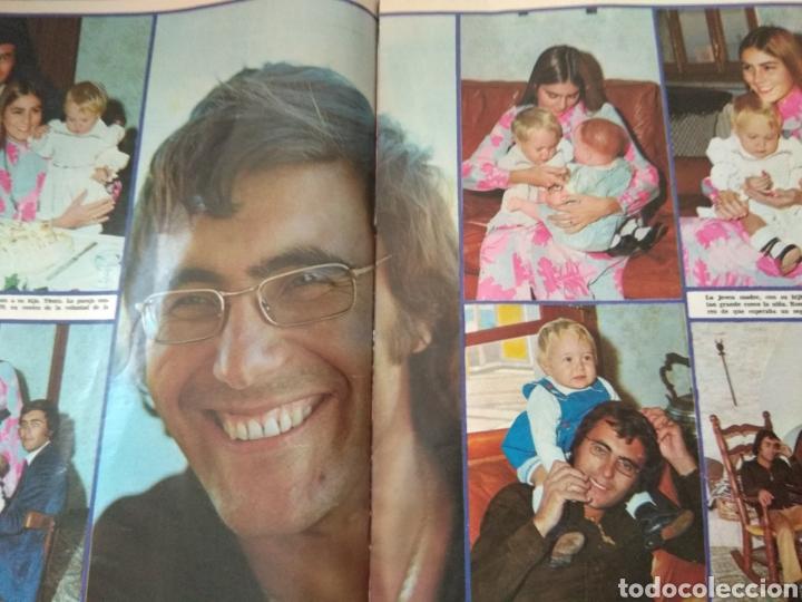Coleccionismo de Revistas: Revista Lecturas 1972 - Romina Albano - George Harrison - Marisol - Marlon Brando - Sofía Loren - - Foto 9 - 171454787