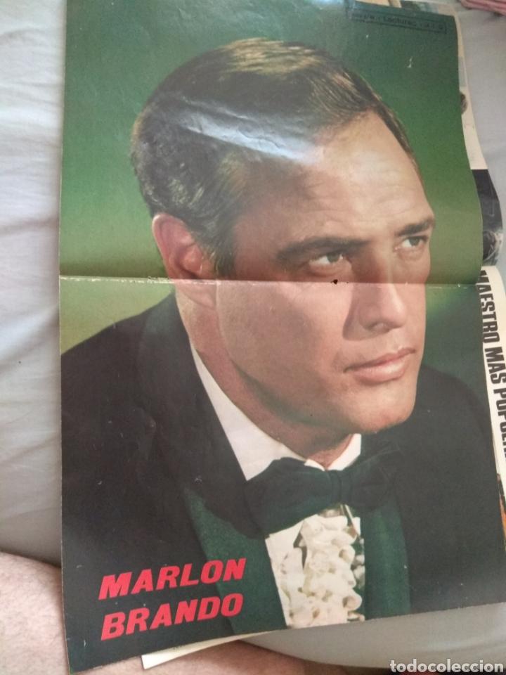 Coleccionismo de Revistas: Revista Lecturas 1972 - Romina Albano - George Harrison - Marisol - Marlon Brando - Sofía Loren - - Foto 11 - 171454787
