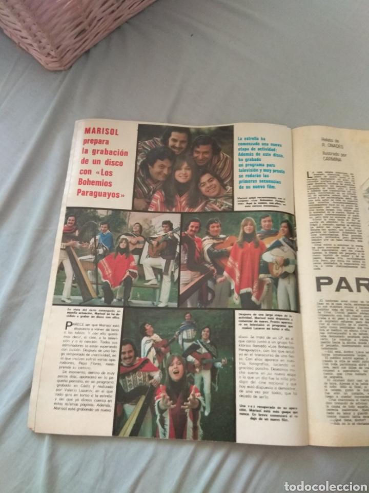 Coleccionismo de Revistas: Revista Lecturas 1972 - Romina Albano - George Harrison - Marisol - Marlon Brando - Sofía Loren - - Foto 13 - 171454787