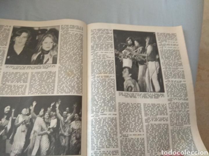 Coleccionismo de Revistas: Revista Lecturas 1972 - Romina Albano - George Harrison - Marisol - Marlon Brando - Sofía Loren - - Foto 15 - 171454787