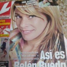 Coleccionismo de Revistas: REVISTA 9/2004 ASI ES BELEN RUEDA, ANA CHAVARRI,, A. AMENÁBAR,DÚO DINAMICO, CRISTE, TERELU&PIPI,ROCI. Lote 172232994
