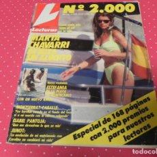 Coleccionismo de Revistas: REVISTA LECTURAS 03/08/1990 MARTA CHAVARRI - ISABEL PANTOJA - MADONNA - ROCIITO - PECOS . Lote 173090708