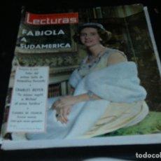 Coleccionismo de Revistas: REVISTA LECTURAS EN ESTADO ACEPTABLE 703 8 OCTUBRE 1965 . Lote 173680127