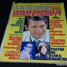 Coleccionismo de Revistas: REVISTA LECTURAS EN ESTADO ACEPTABLE 1013 17 SPETIEMBRE 1971 . Lote 173680203