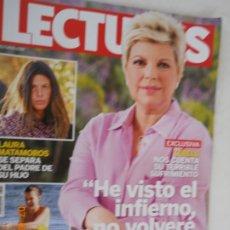 Collectionnisme de Magazines: LECTURAS ,REVISTA N 3486 , TERELU , HE VISTO EL INFIERNO . Lote 173986673