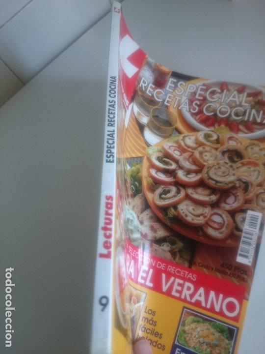 Coleccionismo de Revistas: LECTURAS ESPECIAL COCINA Nº 9 - Foto 4 - 173999105