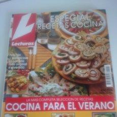 Coleccionismo de Revistas: LECTURAS ESPECIAL COCINA Nº 9. Lote 173999105