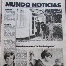 Collectionnisme de Magazines: RECORTE REVISTA LECTURAS Nº 1611 1983 DENIS ANDREW NILSE, ASESINO EN SERIE. PLACIDO DOMINGO. Lote 175769638