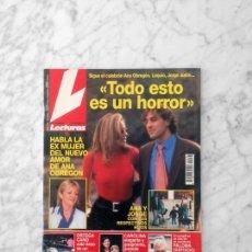 Coleccionismo de Revistas: LECTURAS - 1994 - ANA OBREGON, XUXA, CAMILO SESTO, ANA BELEN, ROCIO JURADO, LOLA FLORES, DIANA. Lote 176437677