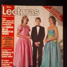 Collectionnisme de Magazines: LOTE 19 REVISTA LECTURAS (RESERVADO). Lote 177956229